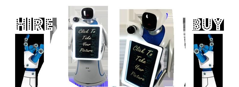 photograpghy robot