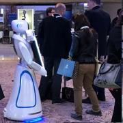 Eva Photograpghy Robot