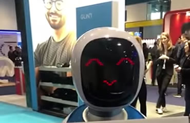 eva survey robot