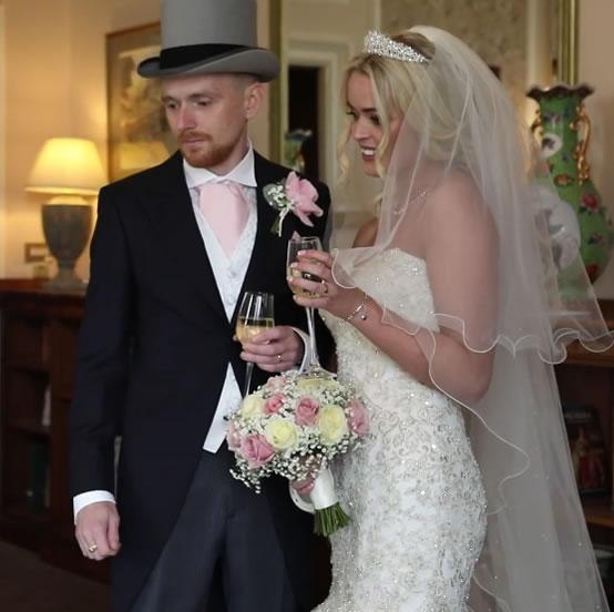 photgraphy robot at wedding