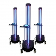 UV Cleaning Disinfection Robot